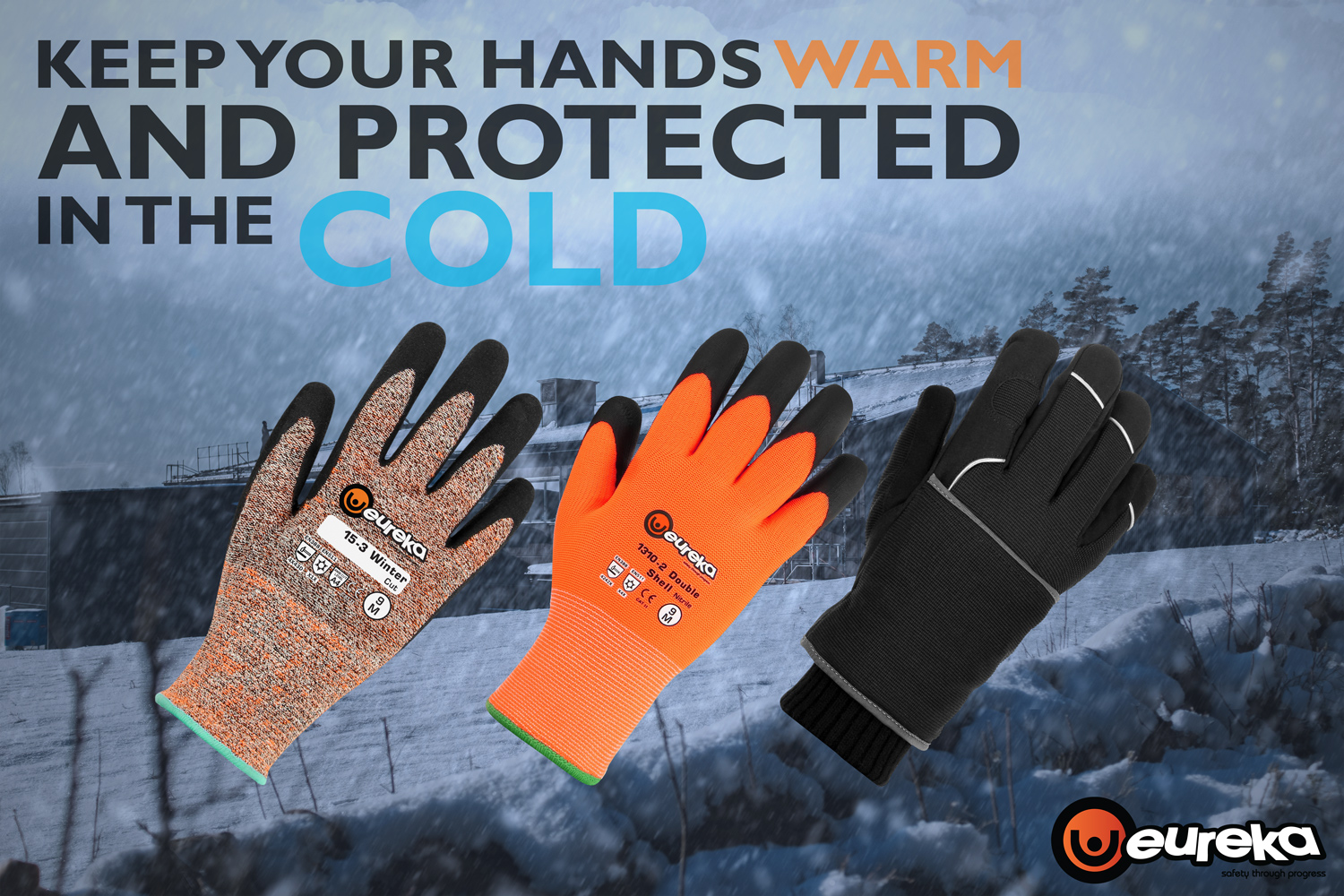 Eureka Winter Gloves