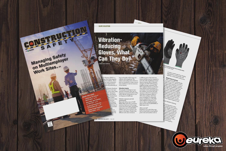 Eureka Safety Construction Safety Magazine